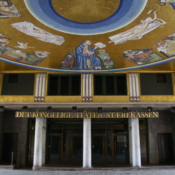 De kongelige Teater Stærekassen in Kopenhagen