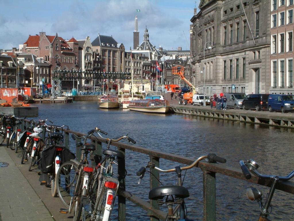 Amstel-Kanal mit Boat Tours Rondvaart Kooij