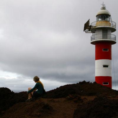 Buenavista Punta Teno Leuchtturm