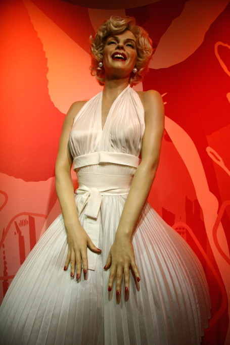 Madame Tussaud - Marilyn Monroe