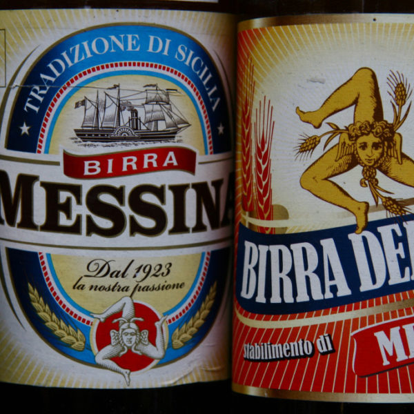 Birra del Soli & Birra Messina - Bier in Sizilien