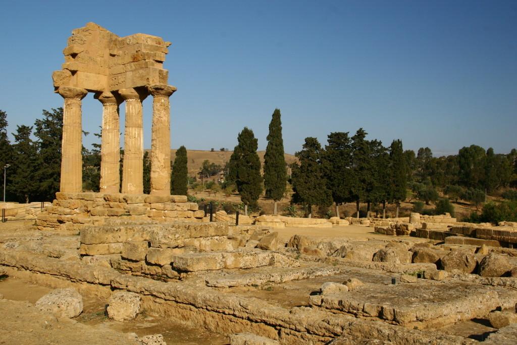 Dioscuri Tempel