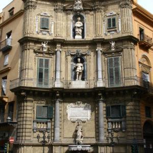Piazza Vigliana - Quattro Canti