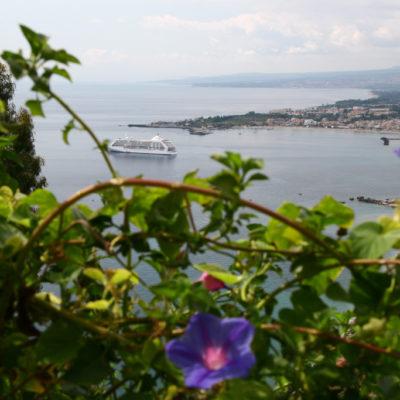 Taorminas Küste
