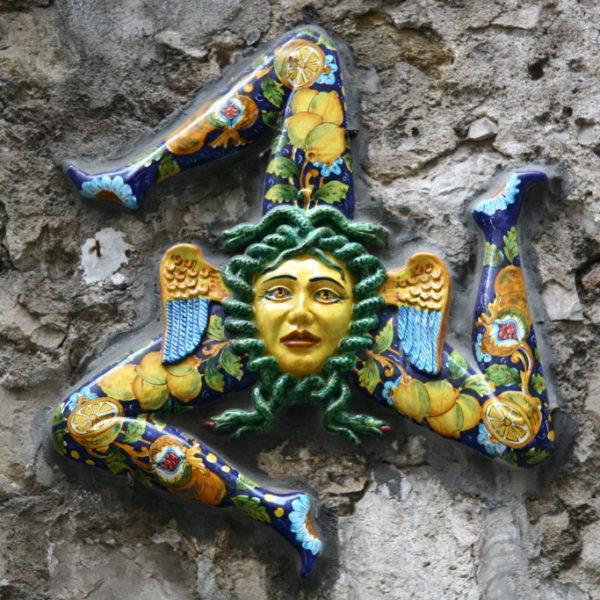 Trinakria - Das Symbol Siziliens