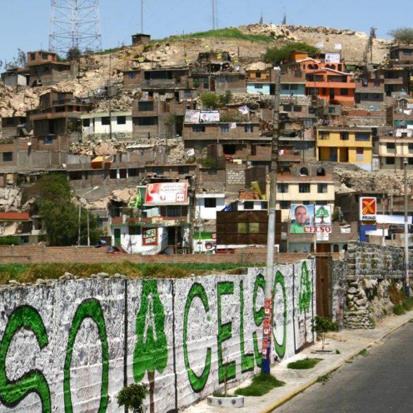 Außenbezierk von Arequipa