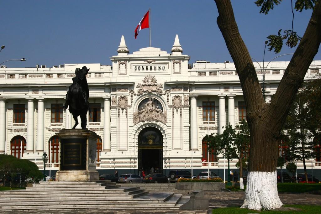 Congreso de la República del Perú in Lima