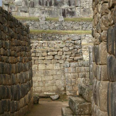 Tempel der drei Fenster in Machu Picchu