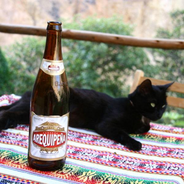 Arequipeña - Bier aus der Region Arequipa