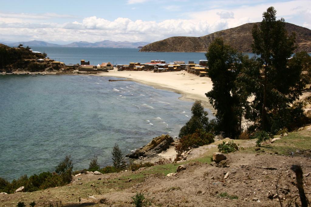 Challapampa - Dorf auf der Isla de Sol