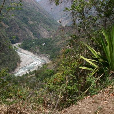 Flusstal des Río Urubamba