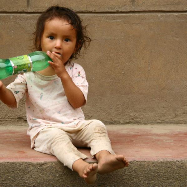 Kind in Santa Maria