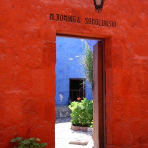 Kloster Santa Catalina - M. Dominga Somocurcio