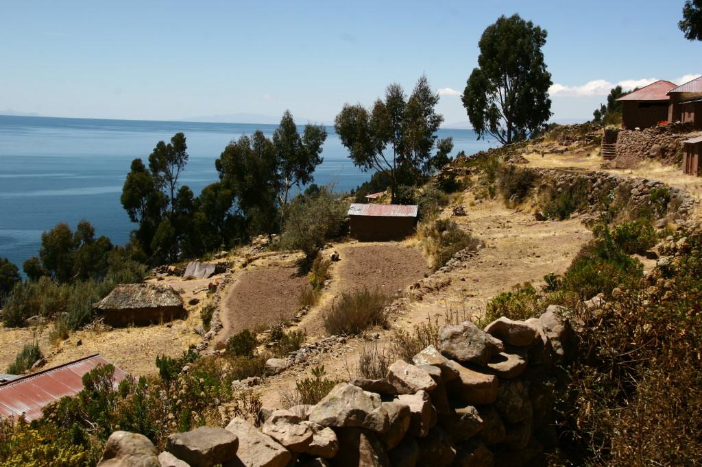 La Isla Taquile - Die Insel der Strickenden Männer im Titicaca-See