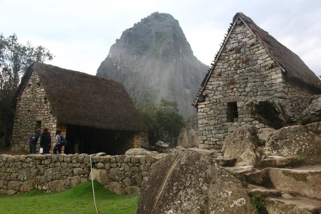 Machu Picchu - Ruinenstadt in den Anden / Peru