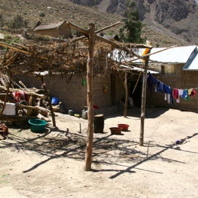 Malata - Kleines Dorf im Colca Cañon