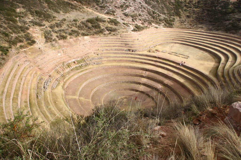 Moray – Versuchslabor der Inka