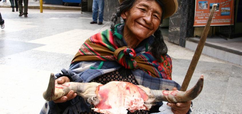 Puno – Hafenstadt am Titicacasee
