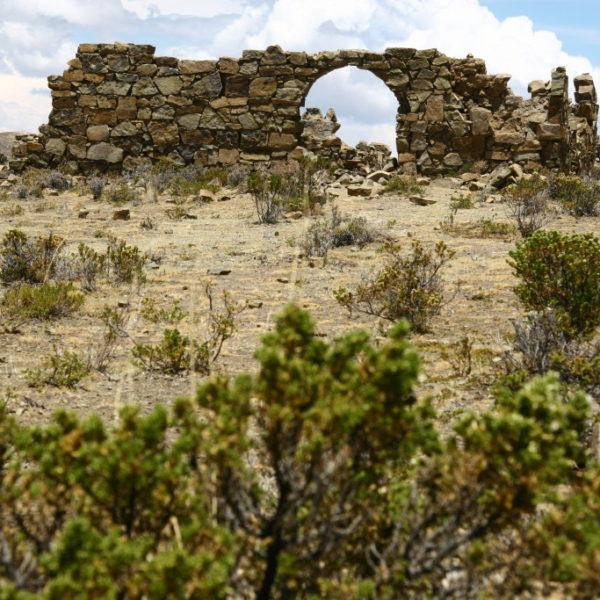 Ruinas de la Isla del Sol