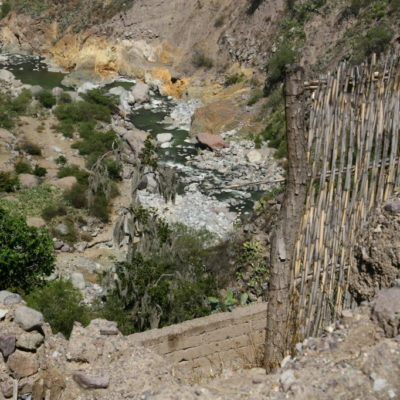 San Juan de Chuccho im Colca-Canyon