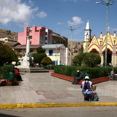 San Román Park