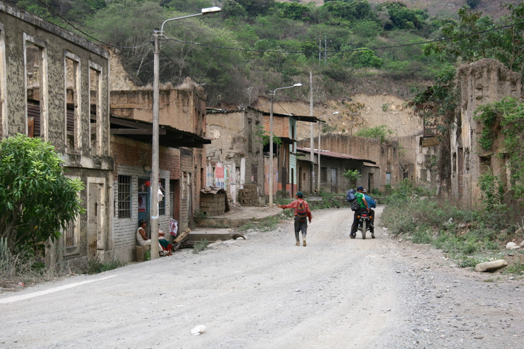 Santa Maria - Kleines Dorf auf dem Weg zum Machu Picchu