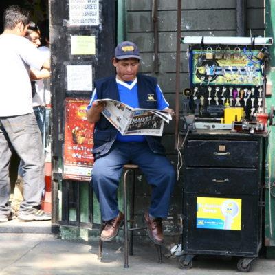 Schlüsseldienst in Lima / Peru