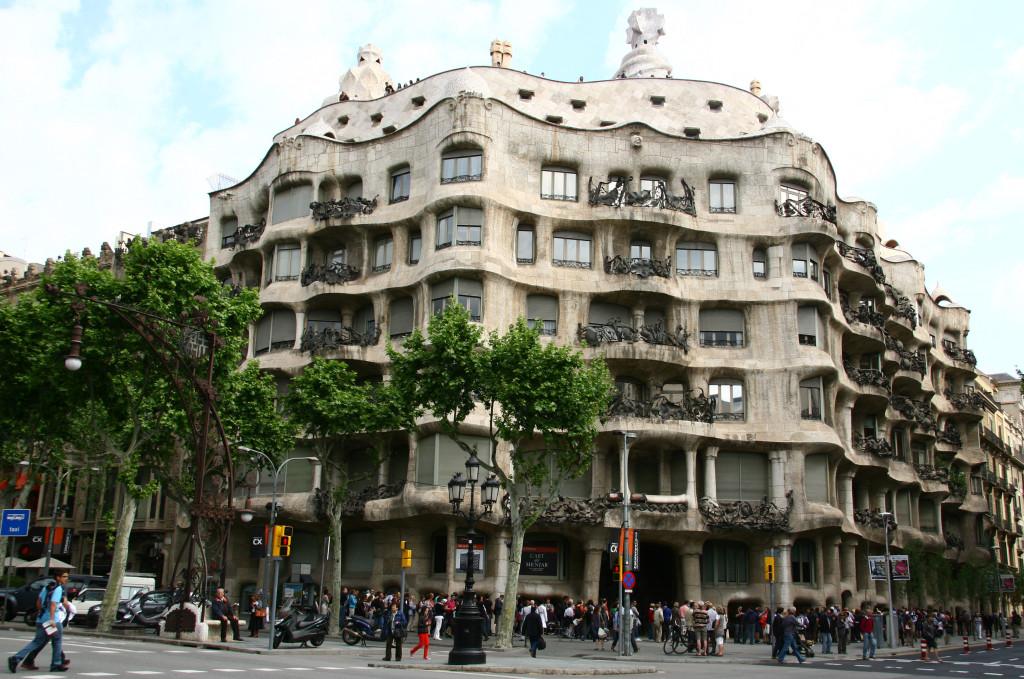 La Pedrera - Casa Milà | Gaudí Barcelona