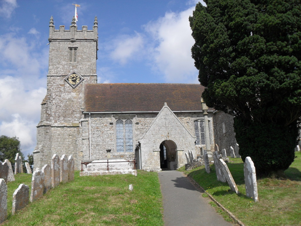 All Saints' Church, Godshill - Isle of Wight