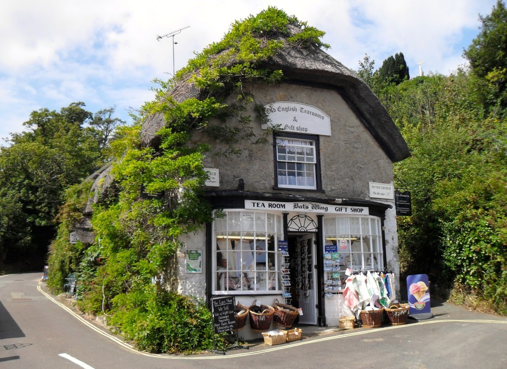 Bat's Wing Tea Room & Gift Shop - Isle of Wight