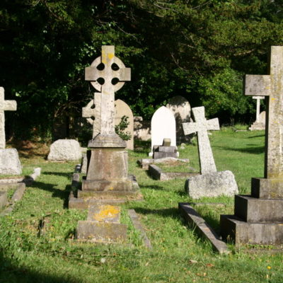 Friedhof Godshill - Isle of Wight