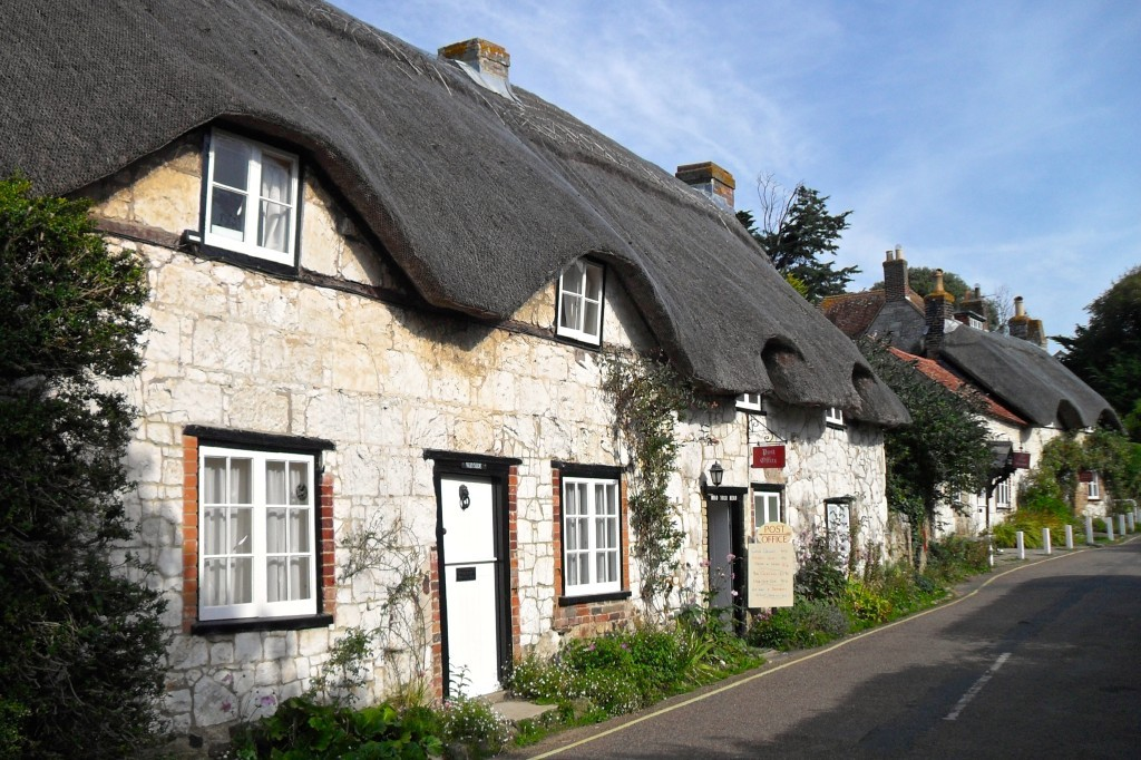 Old Post Office in Brighstone - Isle of Wight, UK