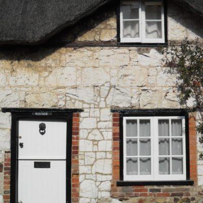 Thatched Cottage - Traditionelles Haus mit Reetdach auf der Isle of Wight