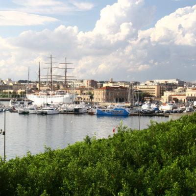 Hafen von Syrakus