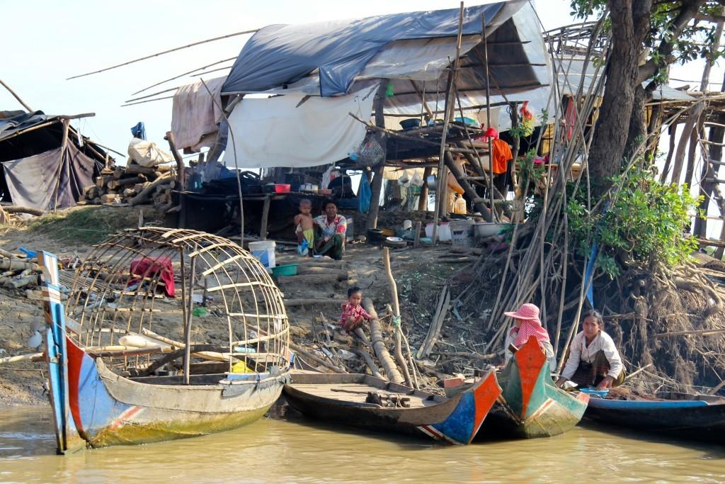 Alltag am Mekong