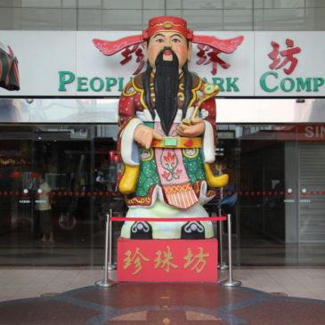 Singapur – Legoland der Extravaganz