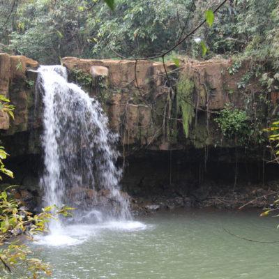 Sen-Monorom-Wasserfall