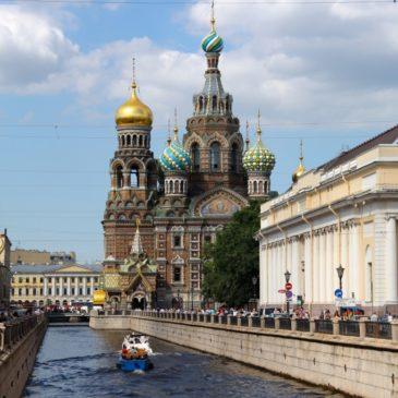 Sankt Petersburg – Zwischen sowjetischer Tradition und westlicher Modernität