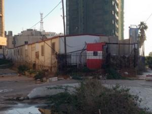 Schießhäuschen in Beirut