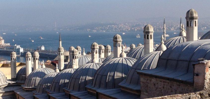 Istanbul – Metropole zwischen den Welten