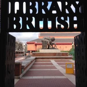 British Library in London