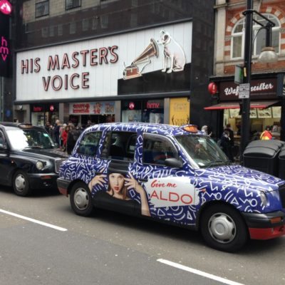 His Masters Voice in London