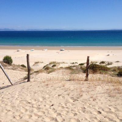 Playa de Bolonia - Weißer Sandstrand and der Costa de la Luz