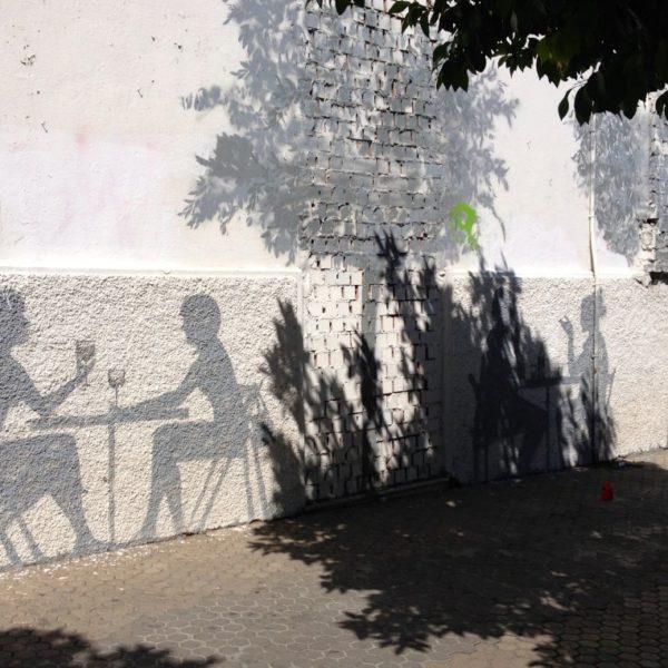 Schattenspiele in Sevilla