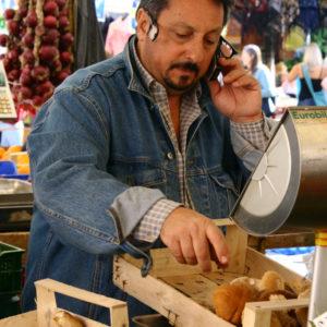 Campo dei Fiori - Gut informiert mit Handy