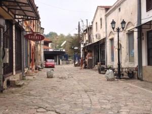 Gasse auf dem Alten Bazar