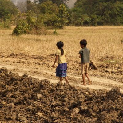 Countryside von Kampot