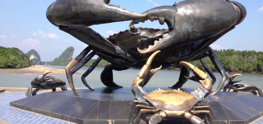 Krabi – Tausend Stufen und diebische Affen
