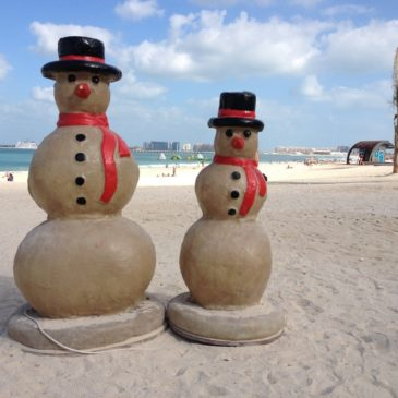 Dubai – Heiße Weihnachten