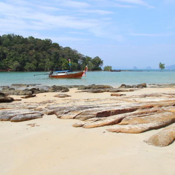 Klong Muang Beach - Sand wie Puderzucker